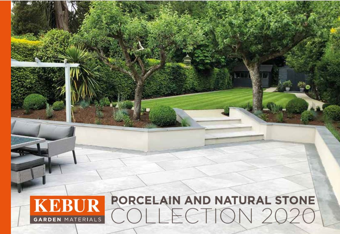 Kebur Porcelain and Natural Stone brochure