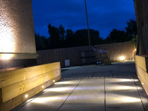 small deck lights in sleepers