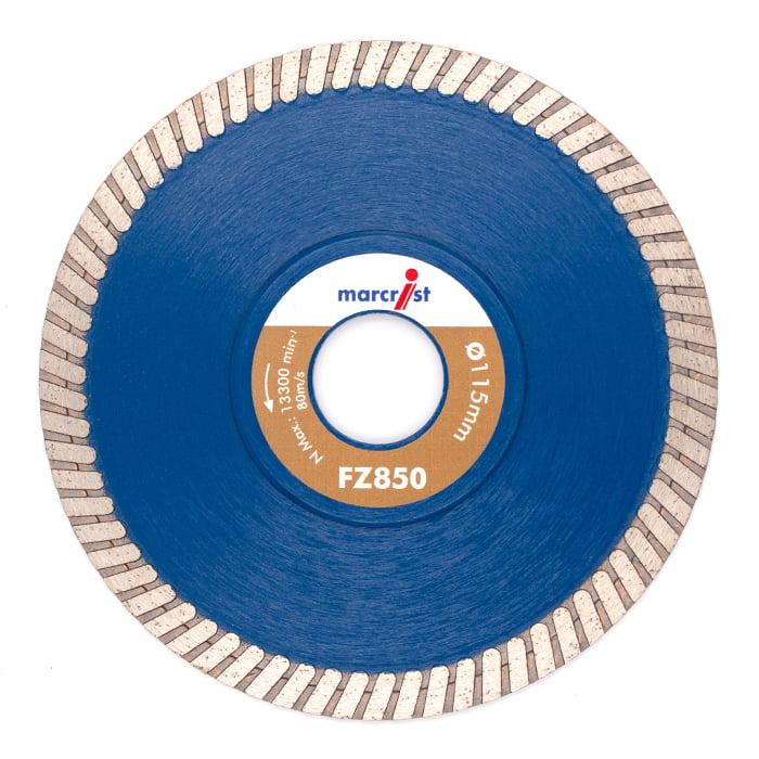 Marcrist FZ850 Diamond cutting blade