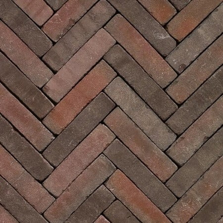 Clay pavers Alfaton