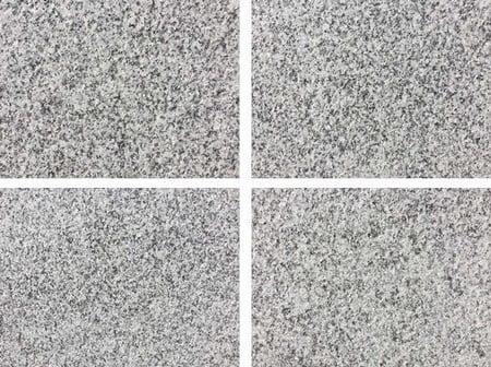 Natural Granite Light Grey sample