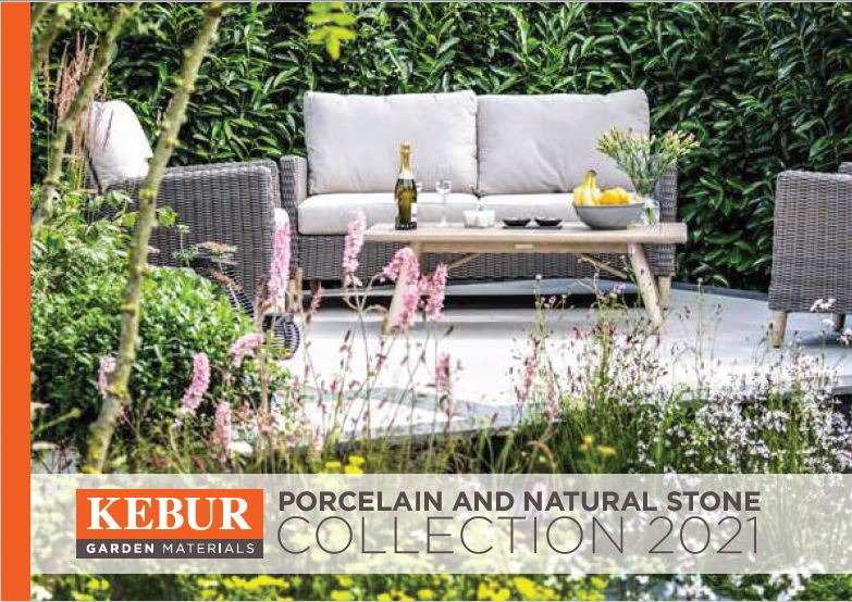 Kebur Porcelain and Natural Stone Collection 2021