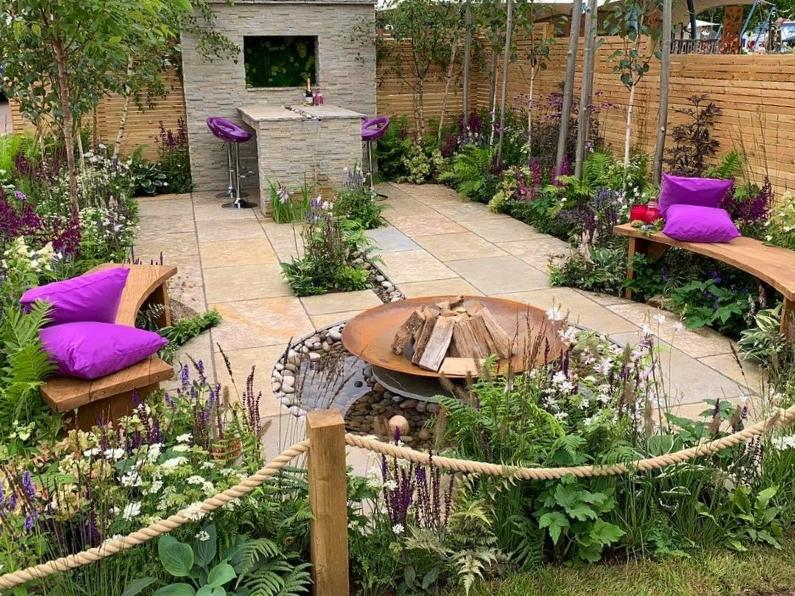 How to create a woodland feel in your garden